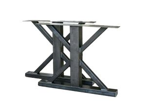 metalen tafelonderstel belgie