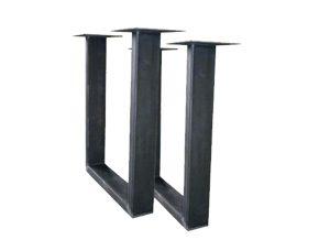 Metalen tafelpoten U
